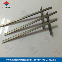 Polished and Blank Tungsten Carbide Strips /Carbide Strips to machine marble/granite/cobblestone/mountain stone