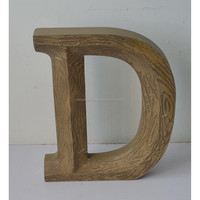 2015 Wooden Craft letter Used for home decoration