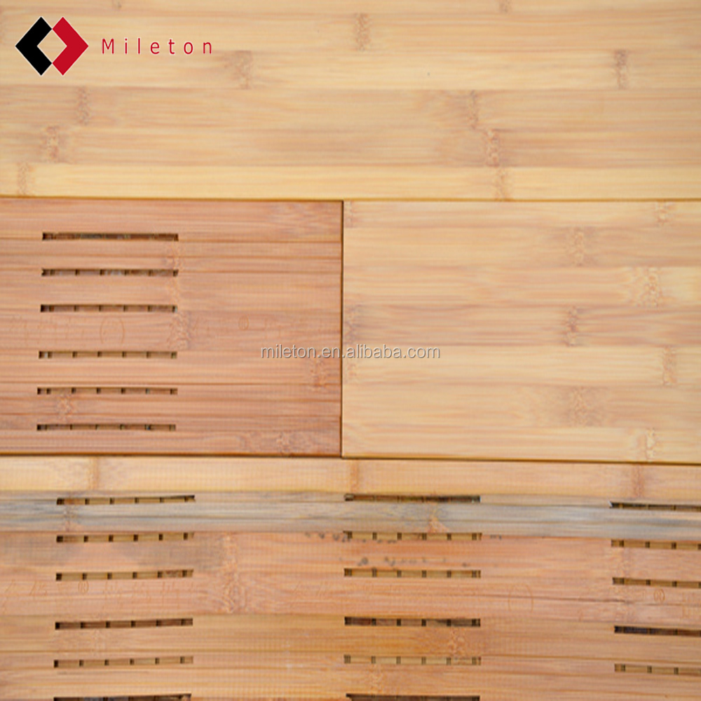 Engineered Bamboo Click Flooring Carbonized vietnam products bamboo flooring