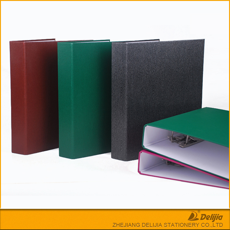 Wholesale cheap new filing paper 2 hole office a4 ring binder