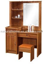 wooden dresser with stool (KT-TF8311)