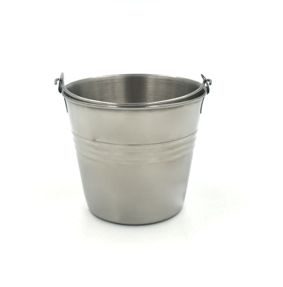 304 Small Stainless Steel Led Ice Bucket