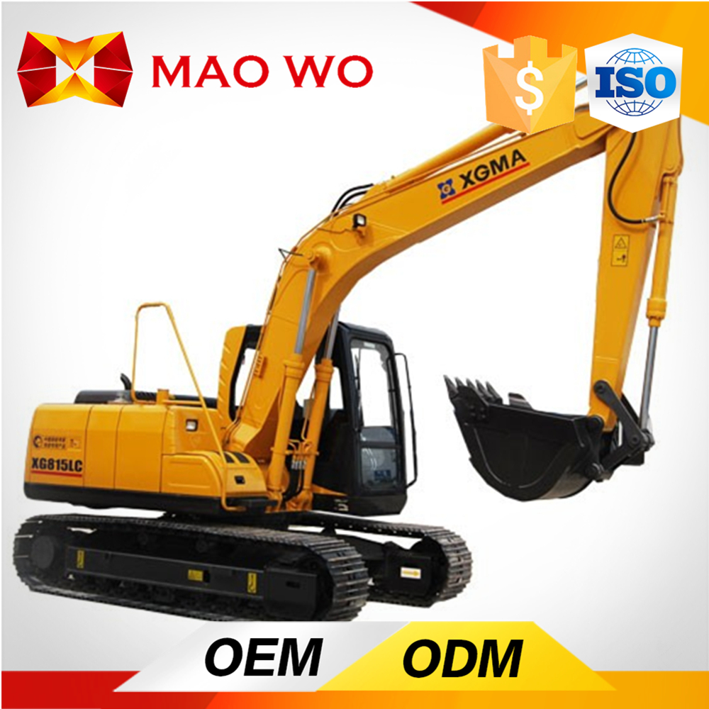 Widely used international standard 6 ton new mini excavator prices