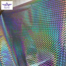 BOPP holographic film/laser film for UV print with SGS certificate