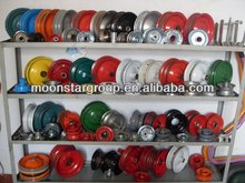 rich size and color tractor trailer wheel rims