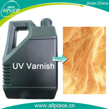 Ceramic tiles UV Varnish with good performance of abrasion resistance