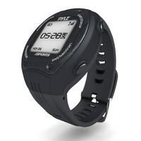 Pyle Sports Multi-Function Digital LED Sports Training Watch (Black Color)