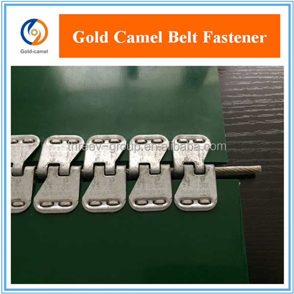 Conveyor belt fastner