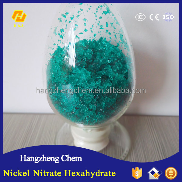 98% Nickelous nitrate Ni(NO3)2