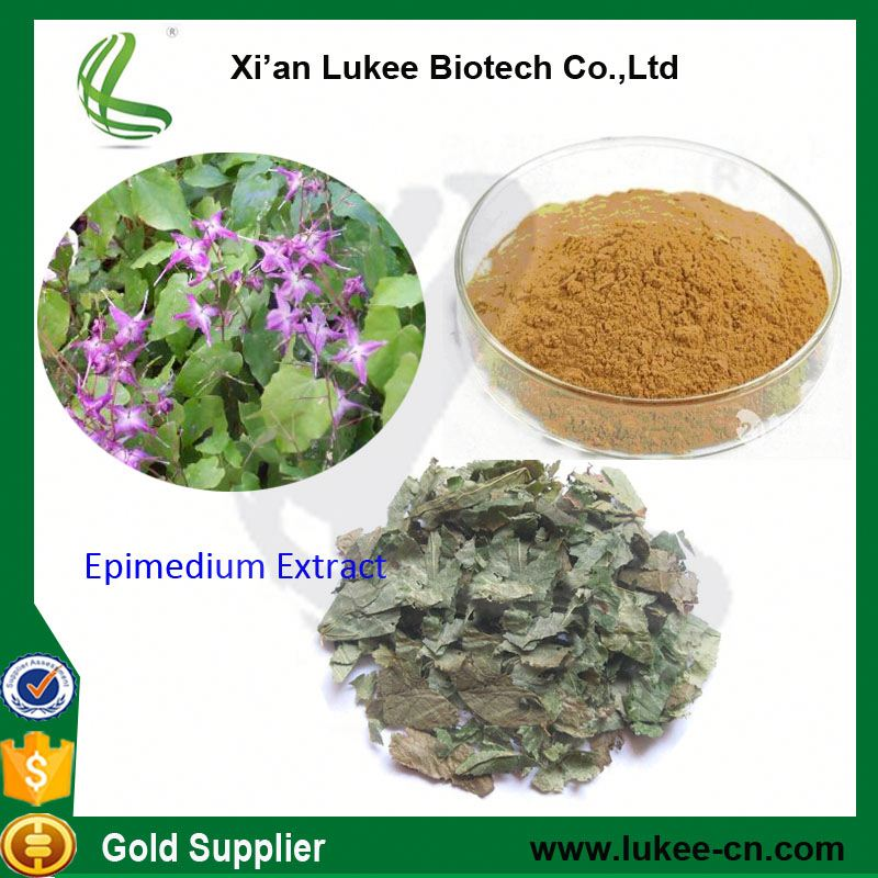Epimedium Extract Powder For nutrition Enhance