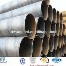 hot sale spiral welded steel pipe from Chinese manufacture and trading company