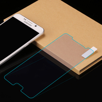 2015 New Coming Anti-blue light Tempered glass Screen protector for Samsung Note 5