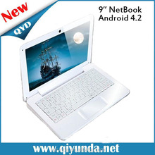 Good price 9 inchTFT Digital netbook laptop, netbook user manual android 4.2 VIA 8880 1.5GHZ mini netbook