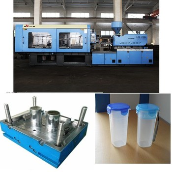hot-selling plastic cup injection molding machine