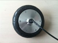 8 inch brushless gearless dc waterproof protect feature conversion kit electric wheel hub motor