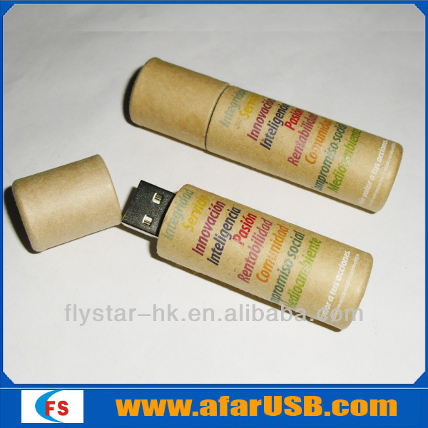 OEM USB Factory,2GB Mini USB Key, Paper USB paper USB stick