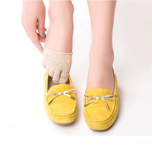 Lady summer breathable open five toe socks summer diabetic ,cotton invisible open toe socks