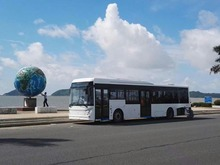 Alluminum city bus & CKD Bus body Projects