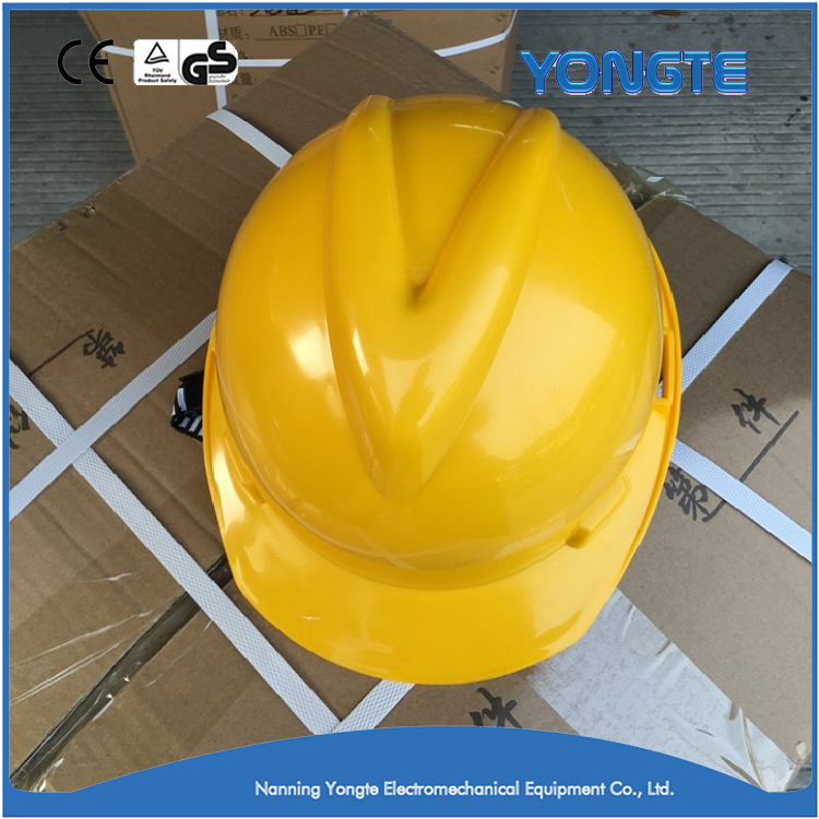 HDPE Material Industrial Safety Helmet