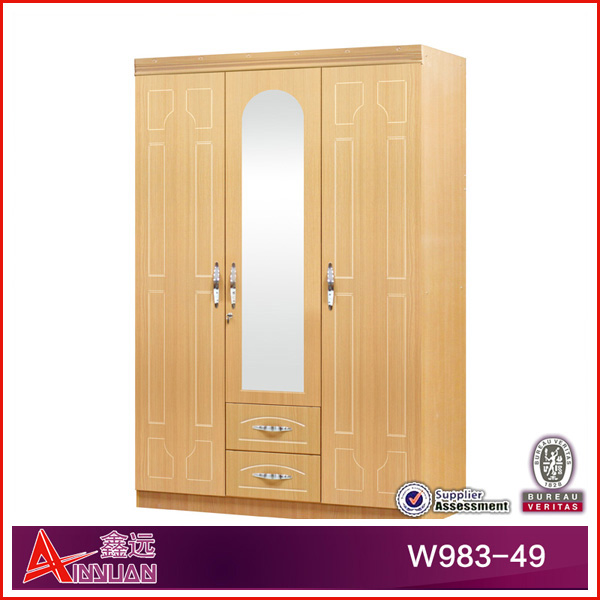 Wooden Wardrobe Designs Modern Design Bedroom Furniture