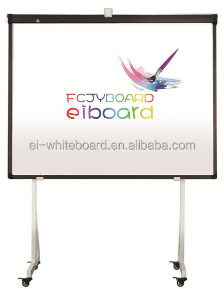 Classroom Interactive Free Standing Whiteboard