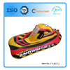 Inflatable Kid's Snowmobile Snow Tube Heavy-gauge PVC