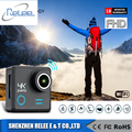 12MP 4K Full HD Video Action Camera AT43W for Outdoor Sports with Android and iOS underwater sport camera