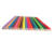 Wholesale Environmental Friendly rainbow Paper Wrapped Color Pencil Set