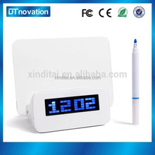 Cheap price silent electronic children alarm clock with tablet