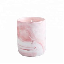 Nordic creative aromatherapy candle birthday romantic atmosphere with cover