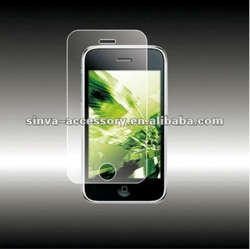 High clear beautiful anti-glare screen protector for new iphone5