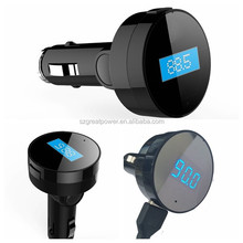 CFM88 Wireless Car Charger Transmitter single USB port