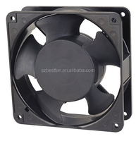Maxair panel axial ac cooling car fan