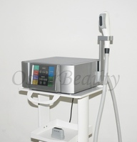 HIFU slimming machine high intensity focused ultrasound, 2 penetration depth distributor required