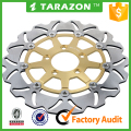 Stamping stainless steel motorcycle brake disc for SUZUKI DL V STROM