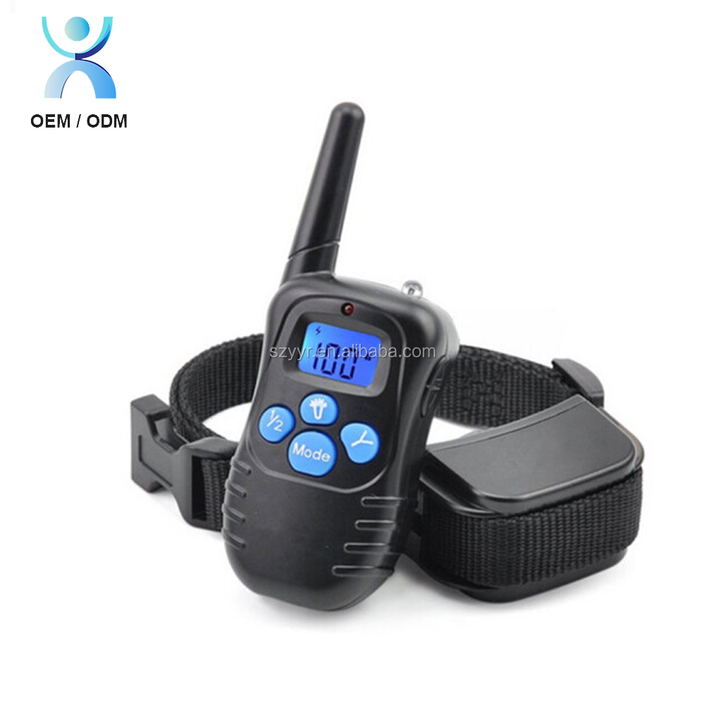 Top Quality Dog Control Wireless Remote Pet Training Collar