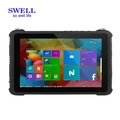 free ATEX 10inch Intel quad core 4G LTE win10 rugged tablet pc with NFC RFID Reader SENTER nfc front