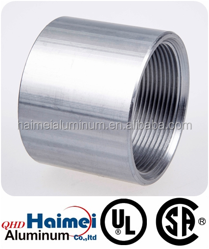 "ul certificate 6"" threaded npt coupling dimensions"