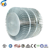 new technology led high bay light all aluminum liquid cooling