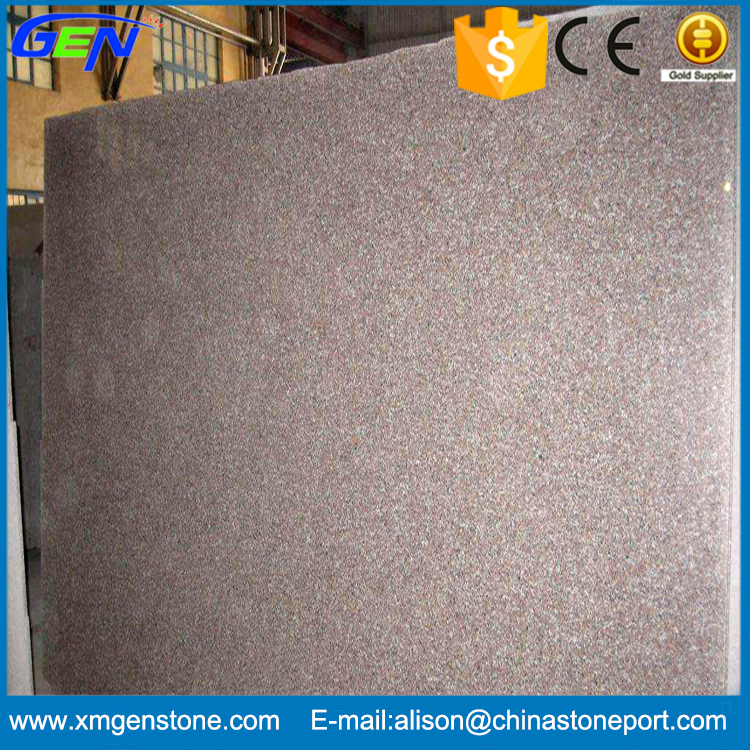 Polished Anxi Rose Red G635 Granite Stone For Floor Tiles