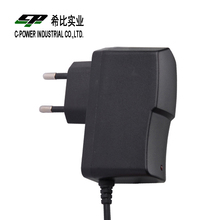 The best price of AC 100-240V Input 12W 5.5*2.1 DC Jack 12V DC Output 1A AC DC 12v 1a Power Adapter