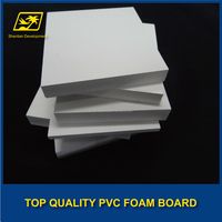 white and black color self ashesive PVC foam board for Photo book