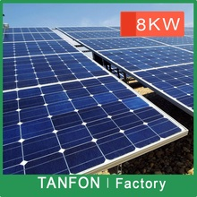 10KW home solar power system / 8KW full system domestic solar power/portable solar generator 15kw