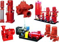 All kinds of fire fighting pump