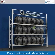 shelving systems auto parts rack /auto shelf / tire rack