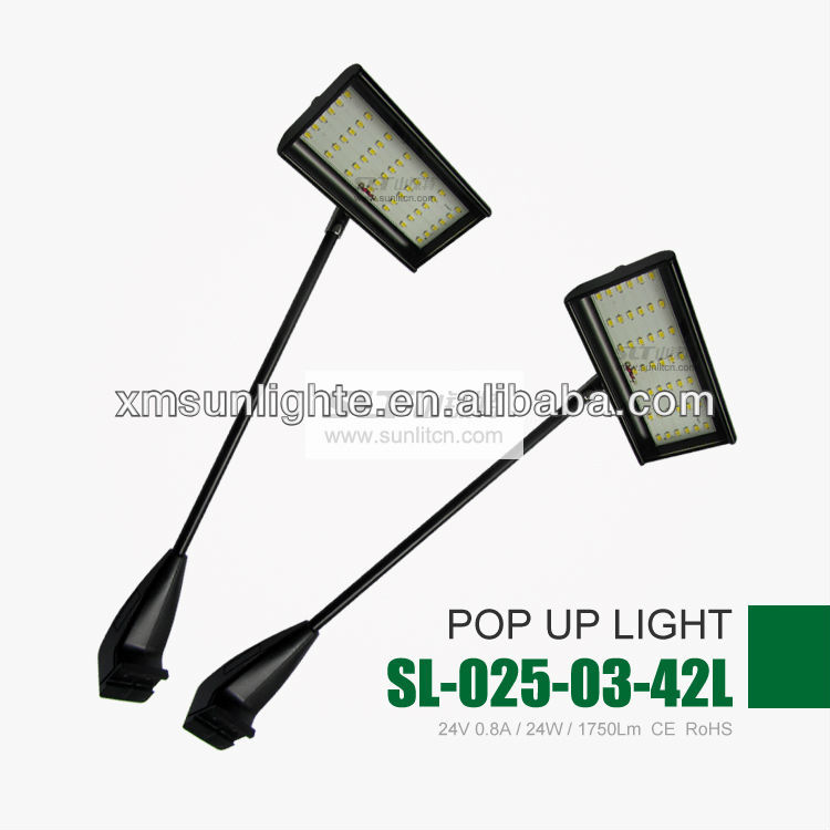 LED <strong>Trade</strong> Show Flexible Arm Light(SL-025--003-42L)