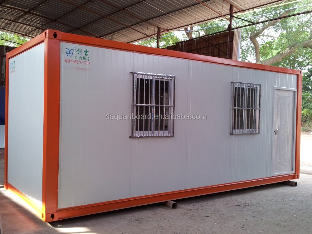 20 foot removeable shipping container house made in china for 20 foot container home