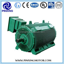 HV motor YFJ high voltage compact three phase ac induction electric motor