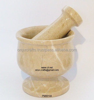 VERONA MARBLE MORTAR PESTLE in best price