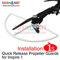 Quick Release Propeller Prop Guards Protectors Bumpers for DJI Inspire 1